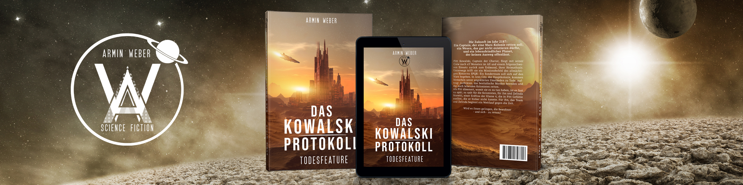 Science Fiction E-books und Bücher